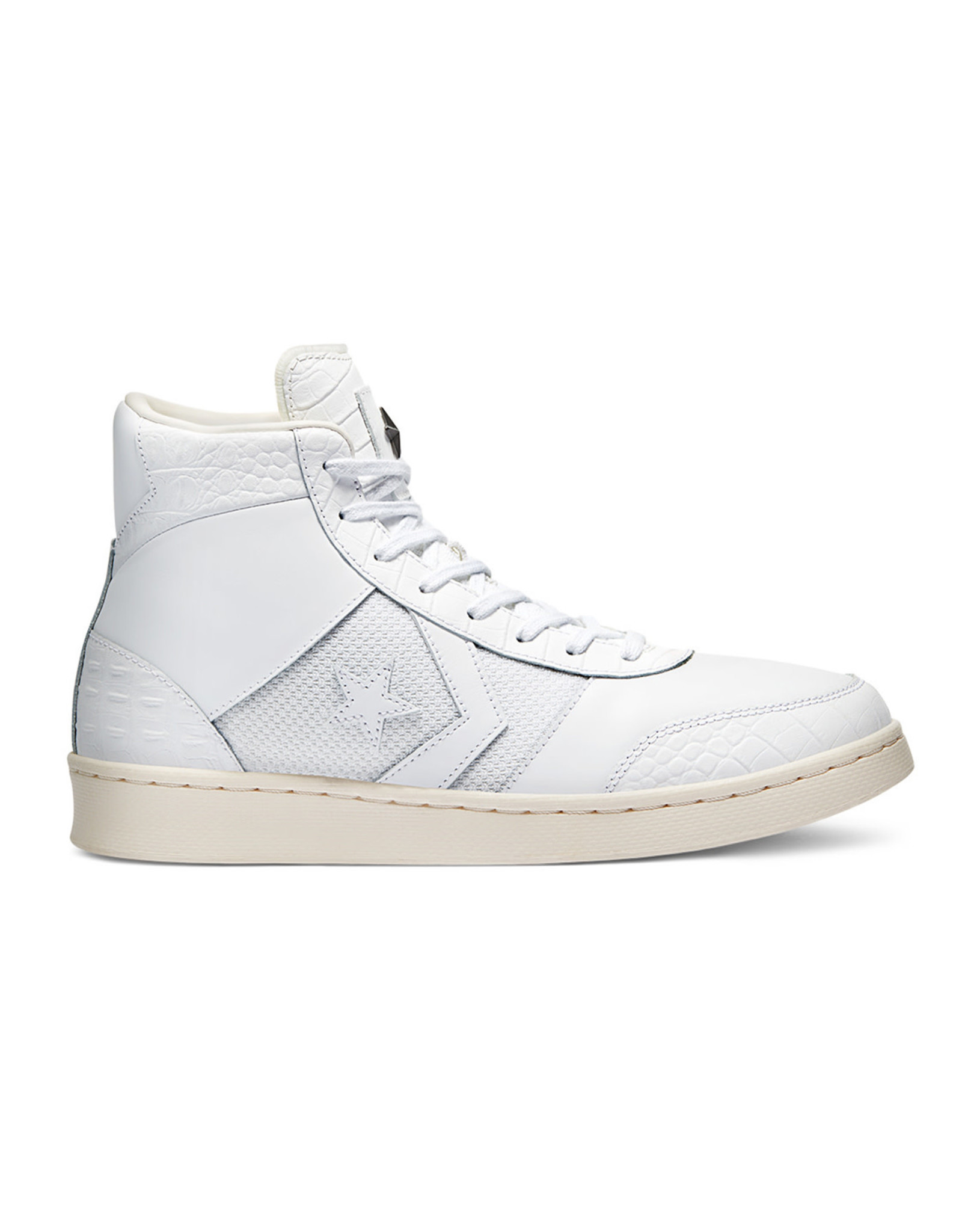CONVERSE PRO LEATHER SPORT HI WHITE/WHITE/EGRET C189SPO-170902C