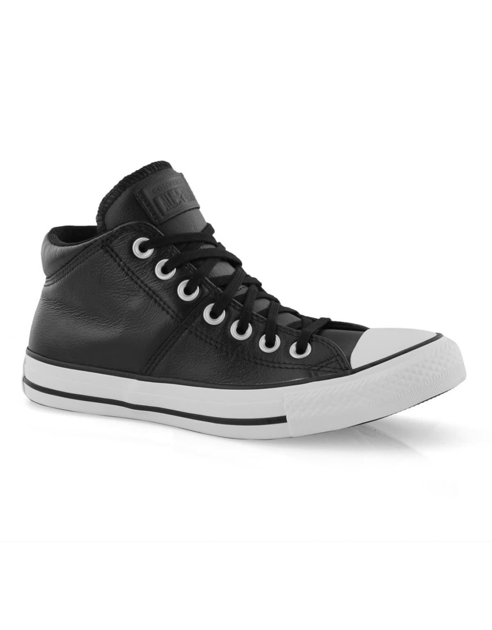 CONVERSE CHUCK TAYLOR ALL STAR MADISON MID BLACK/BLACK/WHITE CC13MA-566107C