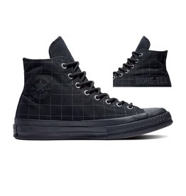 CONVERSE CHUCK 70 GTX HI BLACK/BLACK/BLACK C21GTB-171443C