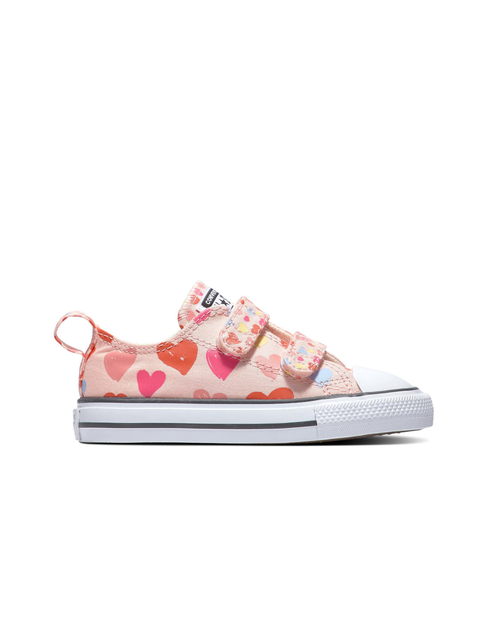 CONVERSE Chuck Taylor All Star 2V OX STORM PINK/NATURAL IVORY CMVLO-771610C