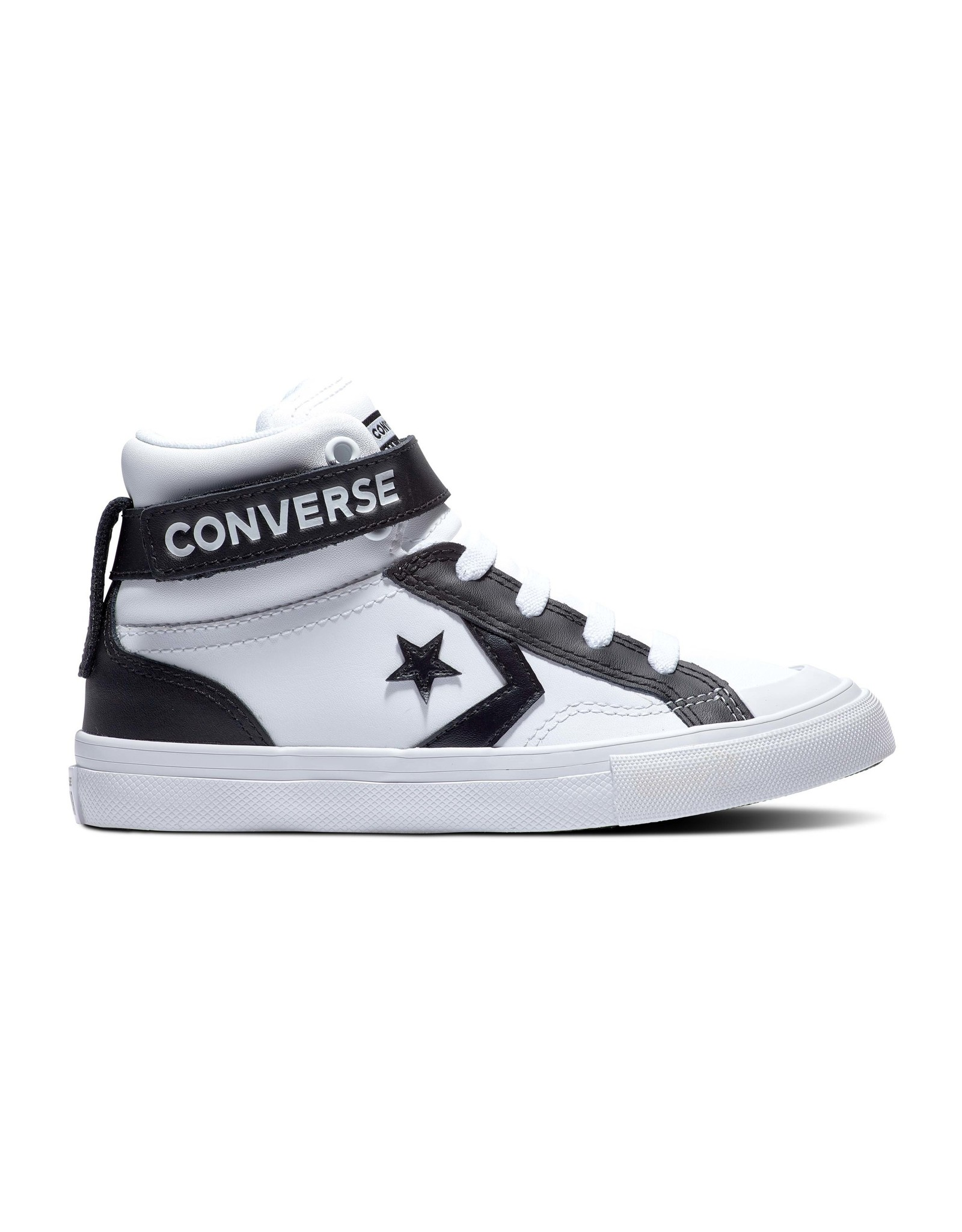 CONVERSE PRO BLAZE HI WHITE/BLACK/WHITE CCB98W-671530C