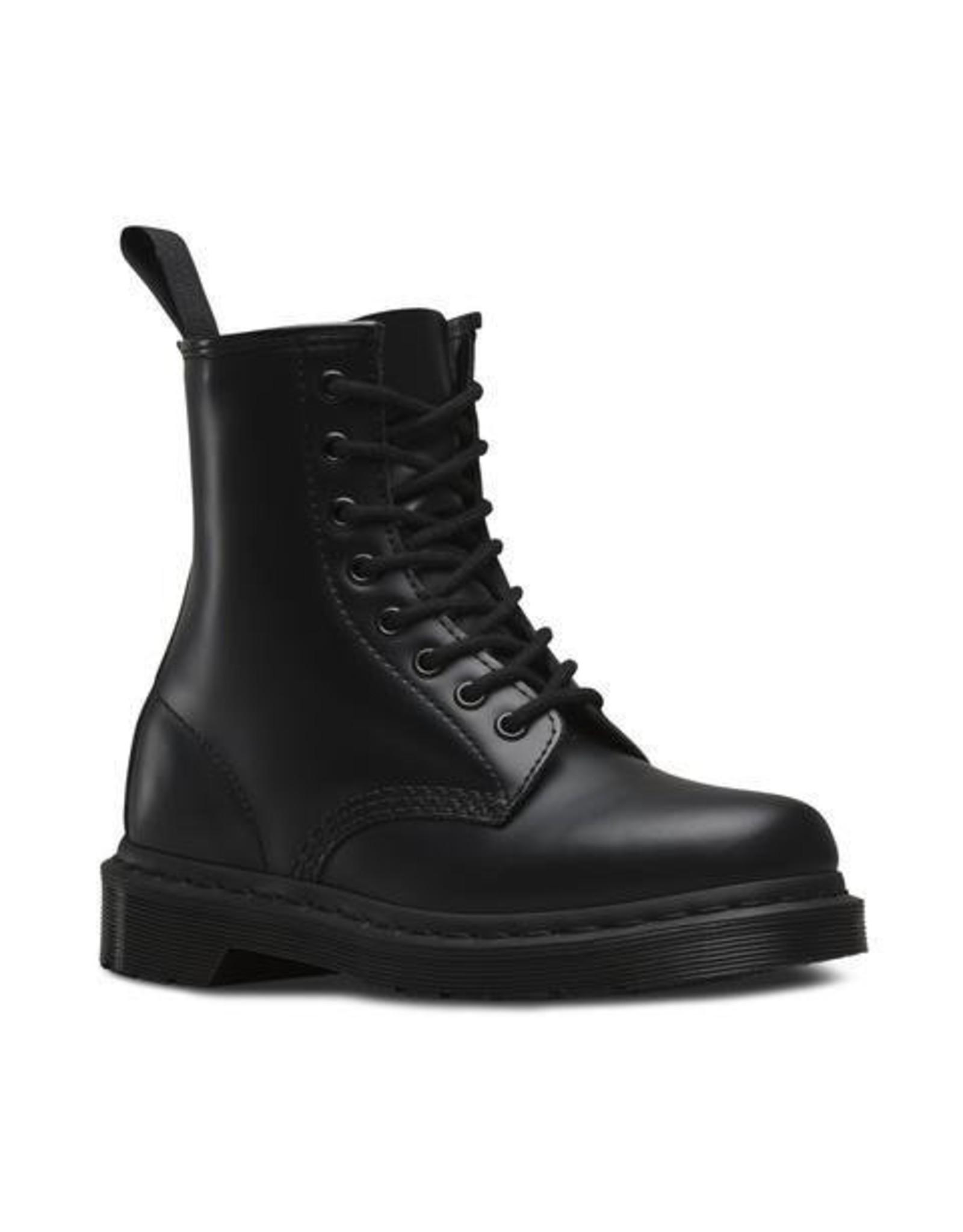 DR. MARTENS 1460 MONO BLACK SMOOTH 815MO-R14353001