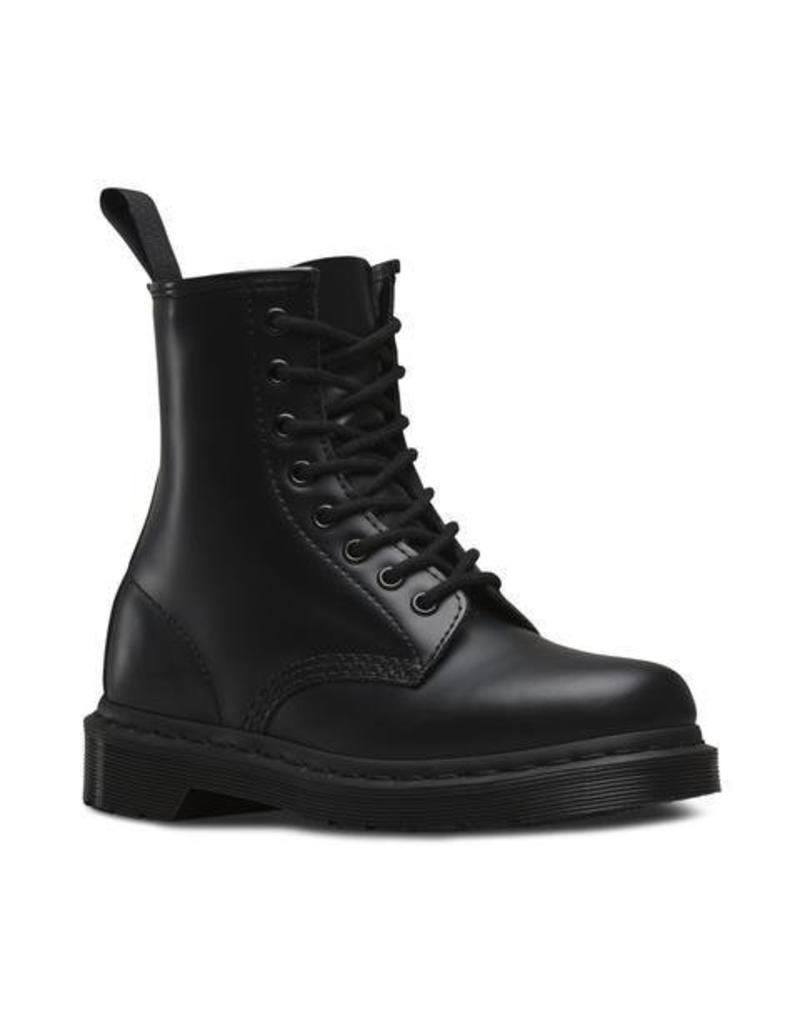 DR. MARTENS 1460 MONO BLACK SMOOTH 815MO-R14353001