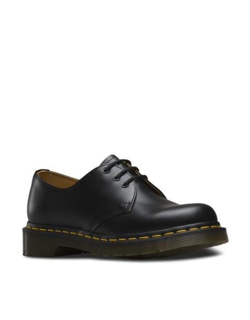 DR. MARTENS 1461W BLACK SMOOTH 301B-R11837002