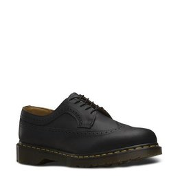 DR. MARTENS 3989 BLACK GREASY 500BB-R11845001