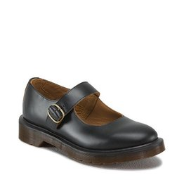 DR. MARTENS INDICA BLACK SMOOTH M84B-R16510001