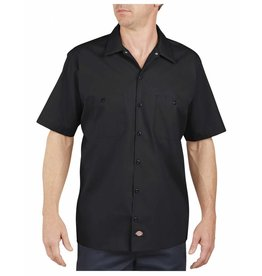 DICKIES Light Material Short Sleeve Work Shirt