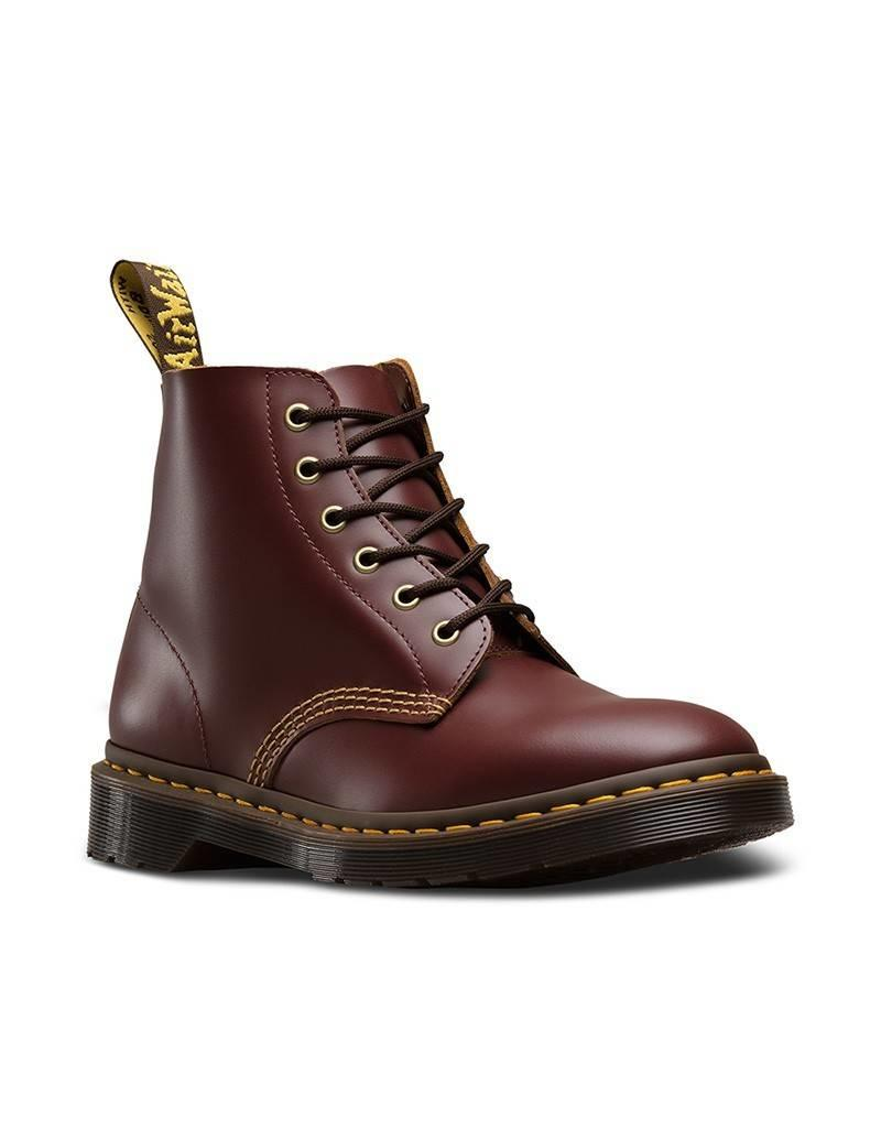 DR. MARTENS 101 ARC OXBLOOD VINTAGE SMOOTH 601OXV-R22701601