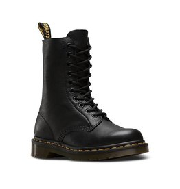 DR. MARTENS 1490 BLACK VIRGINIA 1000BV-R22524001