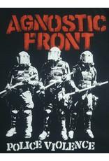 Agnostic Front  Police Violence T-Shirt
