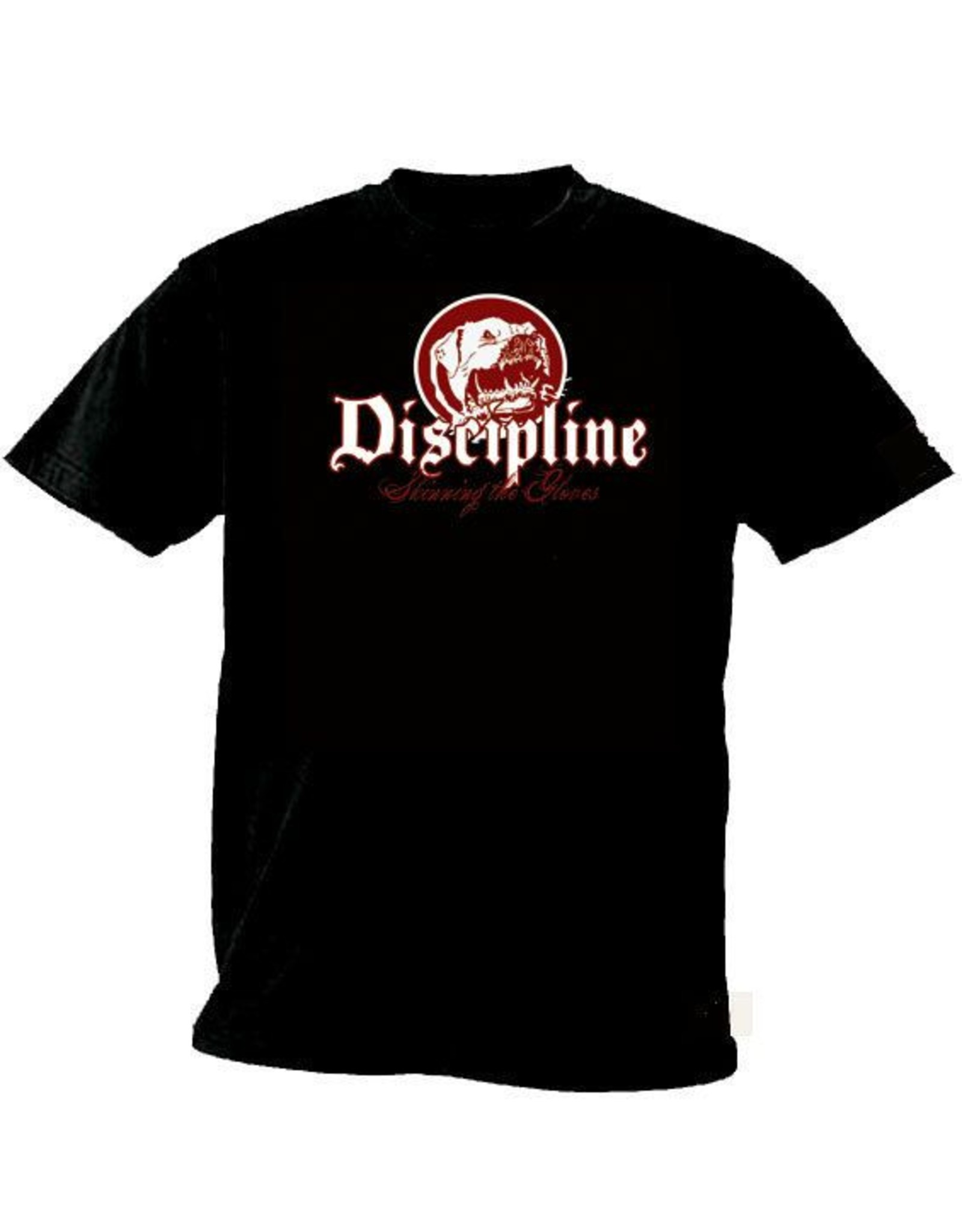 Discipline Skinning the Gloves Shirt