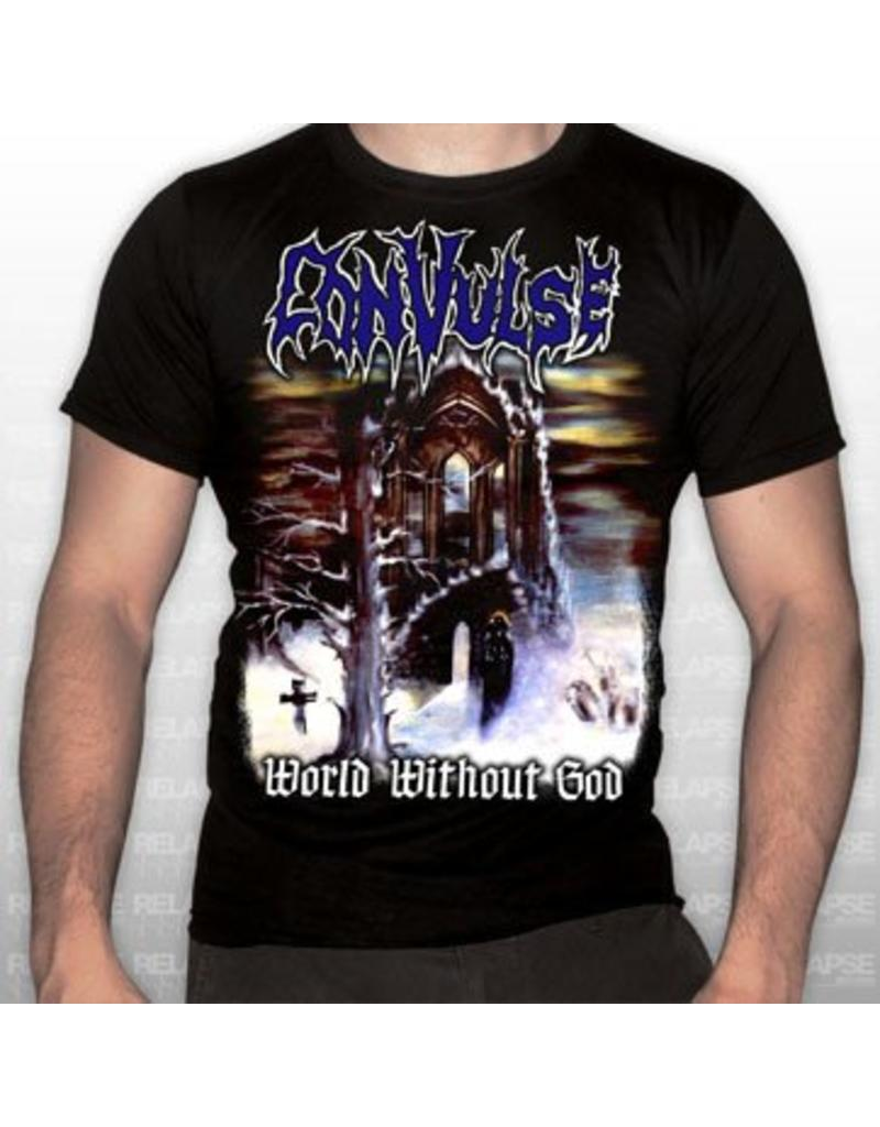 Convulse World Without God Shirt