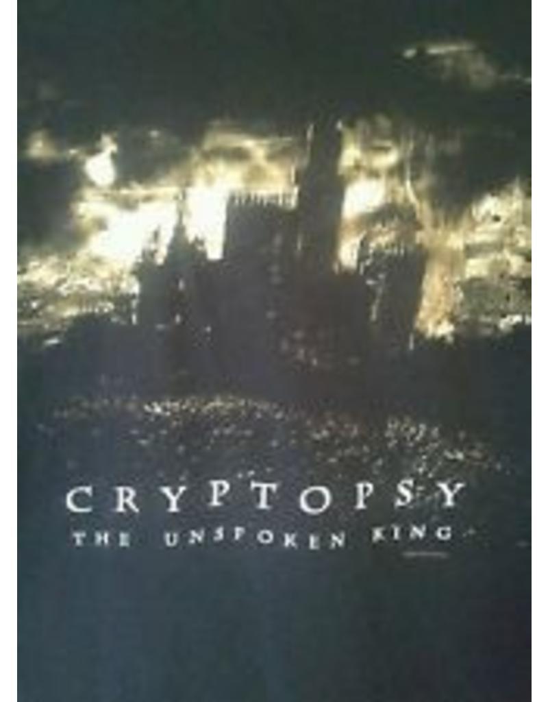Cryptopsy Unspoken King Shirt