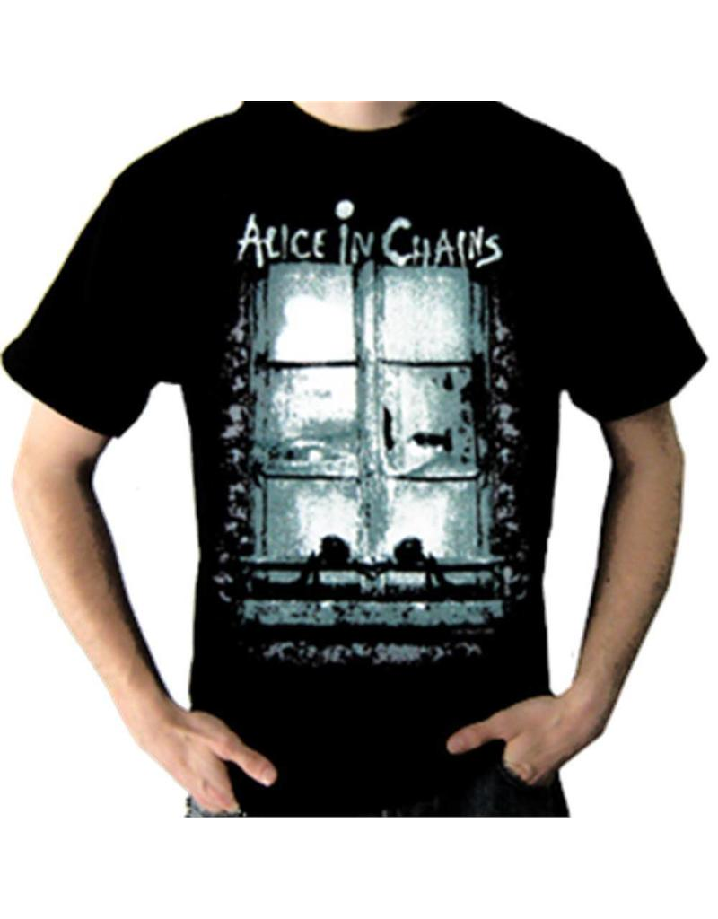 Alice in Chains Window Shirt