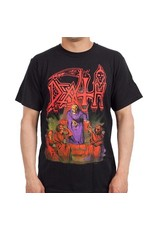 Death Skeleton Scream Bloody Gore Shirt