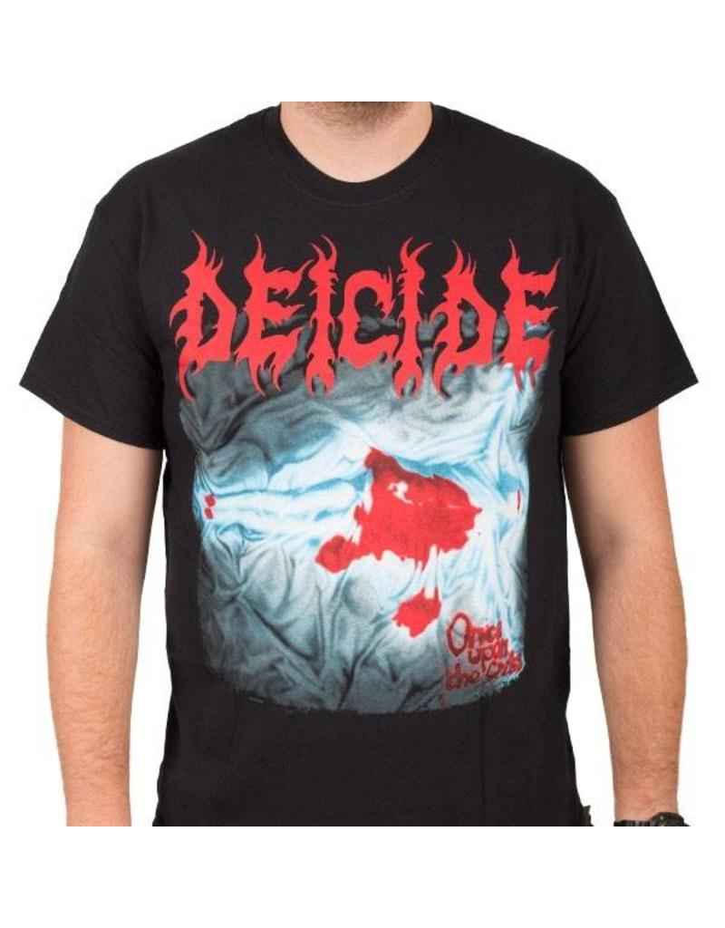 Deicide Once Upon A Cross Shirt X-Large