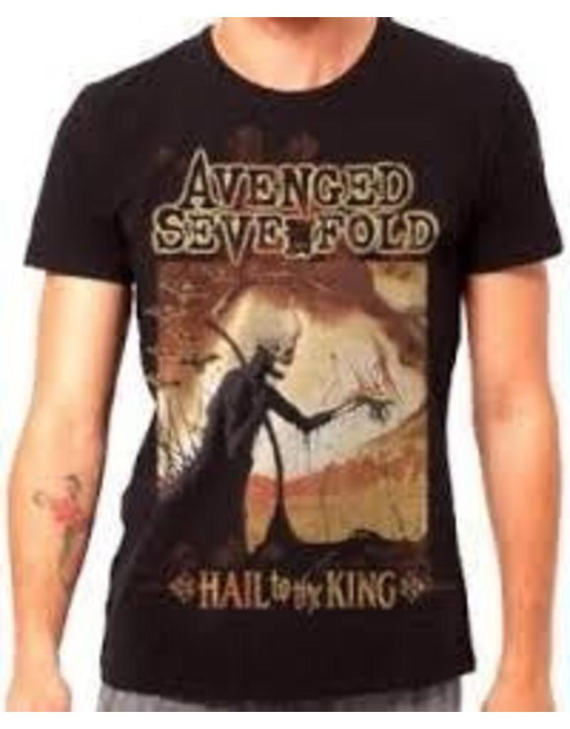 Avenged Sevenfold Hail the King Shirt