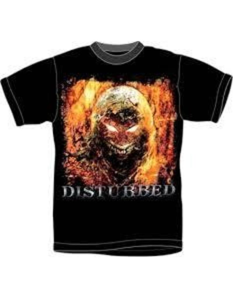 Disturbed Fire Face Shirt