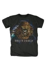 Disturbed Open Mouth Mummy Shirt