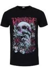 Bullet For My Valentine Pink Skull Shirt