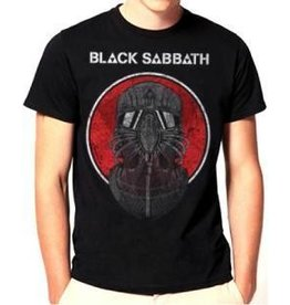 Black Sabbath Gas Mask Shirt