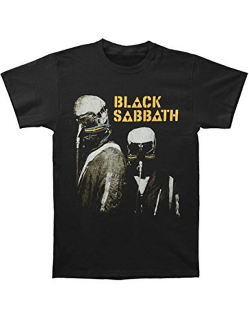 Black Sabbath Two Masked Men Shirt