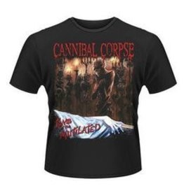 Cannibal Corpse Tomb of the Mutilated Shirt