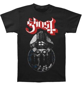 Ghost Silhouettes Face Shirt