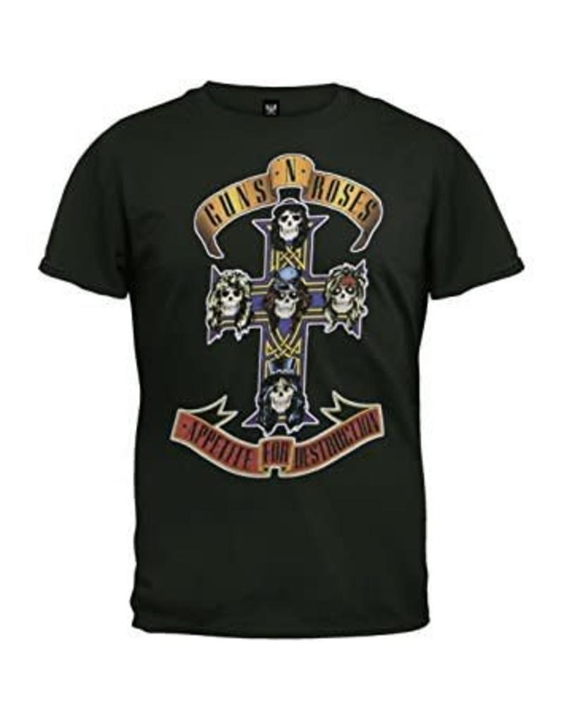 Guns N Roses Appetite for Destruction Shirt