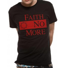 Faith No More Red Font Shirt