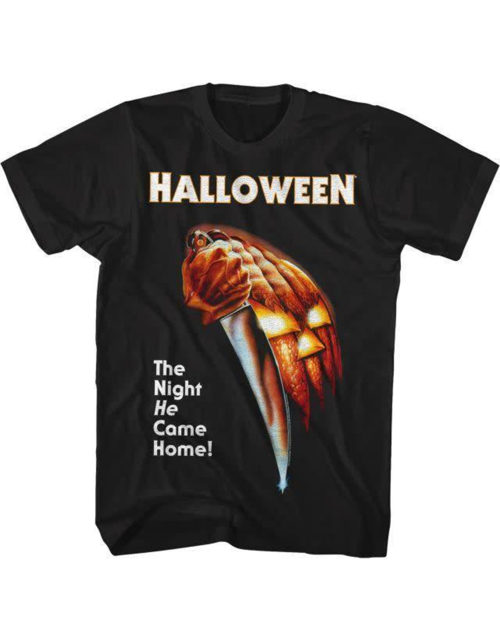 Halloween Night He Came Home Shirt