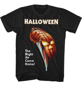 Halloween Night He Came Home Shirt
