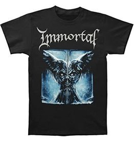 Immortal Blue Skull Shirt