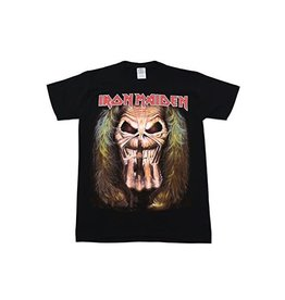 Iron Maiden Middle Finger Shirt