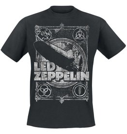 Led Zeppelin 4 Logos Shirt