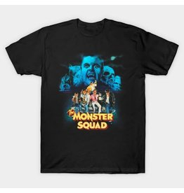 Monster Squad Car Shirt