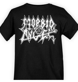 Morbid Angel White Logo Shirt