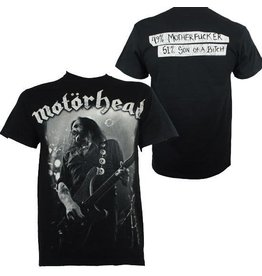 Motorhead Lemmy Shirt Small