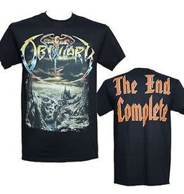 Obituary End Complete Shirt