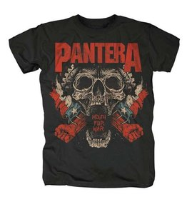 Pantera Mouth For War Shirt