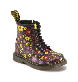 DR. MARTENS BROOKLEE B INFANTS BLACK GARDEN Y815FL-R15373006