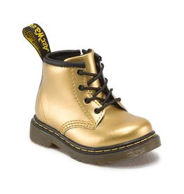 DR. MARTENS BROOKLEE B INFANTS BOOT GOLD Y400G-R15933710