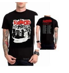 Rancid Car Shirt