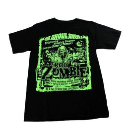Rob Zombie Ghoul Show Shirt