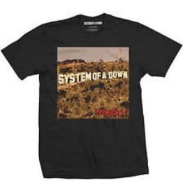 System of a Down Toxicity Shirt