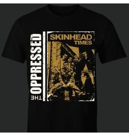 The Oppressed Skinhead Times Shirt