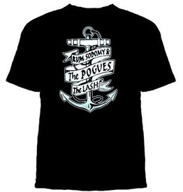The Pogues Rum Sodomy Shirt