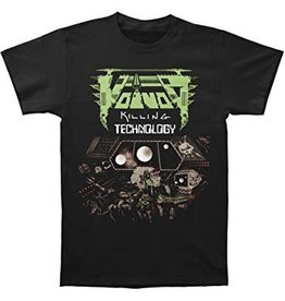 Voivod Killing Technology Shirt