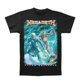 Megadeth Super Collider Shirt