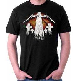 Metallica Large Cross Puppets Shirt